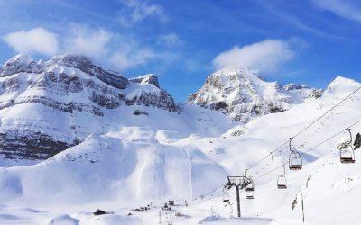 Esquí alpino 2020