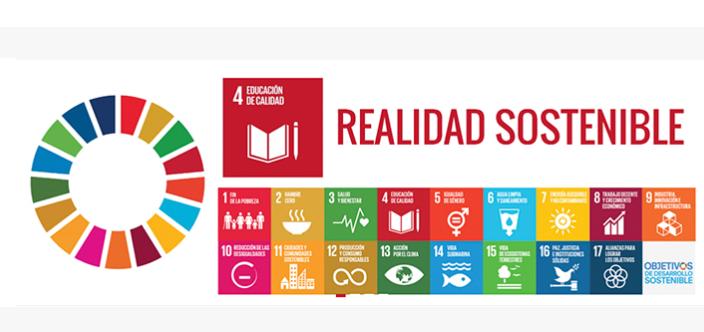 PROGRAMA REALIDAD SOSTENIBLE . AGENDA 2030