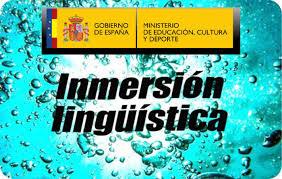¡ Somos adjudicatarios programa inmersión lingüística del MEC !